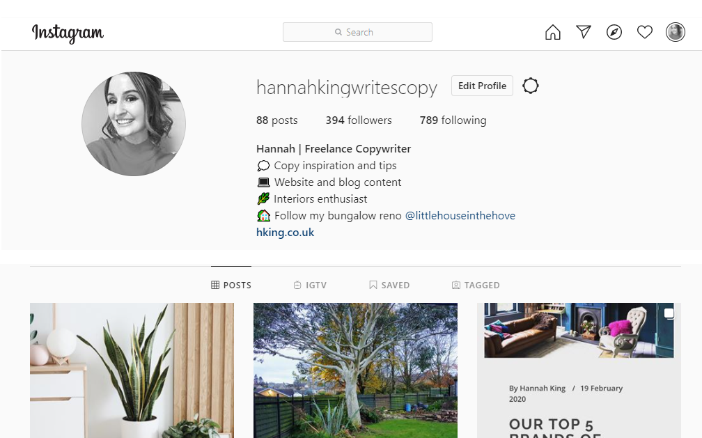 5 Instagram Tips for Interior Design and Lifestyle Brands